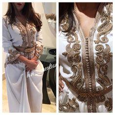 Caftan en drap de soie travaillé avec mâalem by H&N ✨#HetN #creation #couture #djellaba #gandoura #caftan #tenue #robe #broderie #perlage #handmade #quality #morocco