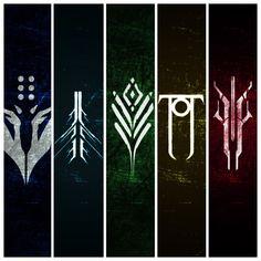 Emblemas elegant nails in monaca - Elegant Nails Destiny Bungie, Destiny Game, Final Fantasy Tattoo, Fantasy Art, Destiny Tattoo, Destiny Fallen, Cool Symbols, Geometric Arrow Tattoo, Rune Tattoo