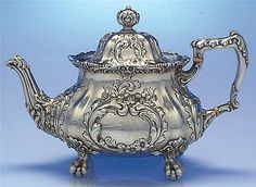 SILVER STUFF | How to Sell Antique Sterling Silver Holloware on eBay | eHow.com