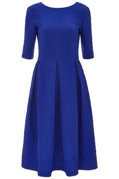 MARTINE CRINKLE DRESS from Saloni London