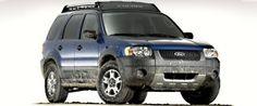 """""""Xterra-like"""" roof rack for Escape? - GreenHybrid - Hybrid Cars"""