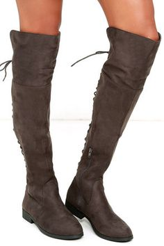 Whether dressed down with your favorite jeans or dressed up in a flirty frock, you just can't go wrong with a hot pair of boots from Lulus! Free Shipping + Returns