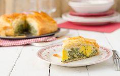 En ce lundi de Pâques, tout d'abord j'espère que vous avez passé un bon week-end pascal et que vous vous êtes régalés d'agneau et de chocolat :-) Je vous propose aujourd'hui une recette de Pâques traditionnelle du nord de l'Italie: una torta pasqualina!...