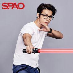 Lee Donghae - Super Junior - SPAO Advertisement