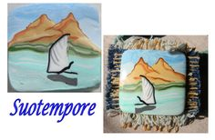 Creuse Ton Neurone du forum Polym'Air De Rien Polymer clay landscape cane