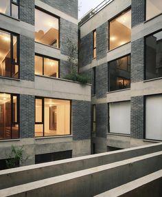 Galeria de Apartamentos L_61 / MMX + Olga Romano - 5