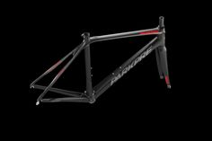 #K666 #model frame #carbon and #red