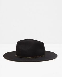 HAT WITH RIGID CROWN - Headwear-ACCESSORIES-WOMAN | ZARA United States
