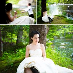 Wedding Photography just outside Halifax