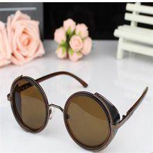 Fabuloso 2016 * moda unissex óculos de sol clássico do Punk Blinder Retro óculos óculos de sol 11.27(China (Mainland))