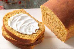 Pumpkin Yeast Bread Recipe