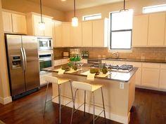 Kitchen - Oleander Place Model