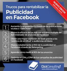 Guía Trucos para rentabilizar la publicidad en Facebook (en español)