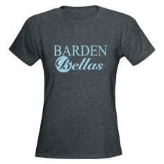 Barden Bellas from Movies Teez. Inspired by the movie Pitch Perfect. #apparel #tshirt #pitchperfect #cafepress #shirt