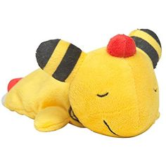 Pokemon Sleeping Ampharos Plush Good Night Ver. from Japan >>> Read more at the image link. (This is an affiliate link) #PlushFigures