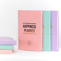 Are you interested in our happiness planner? With our happiness journal you need look no further. Korean Stationery, School Stationery, Kawaii Stationery, 2017 Planner, Happy Planner, Daily Page, Back To School Essentials, Daily Inspiration Quotes, 100th Day