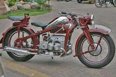 zundapp motorcycles | Early Zundapp motorcycles