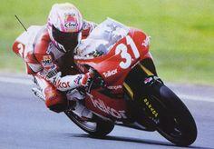 Tetsuya Harada yamaha yzr 250cc world Champion 93