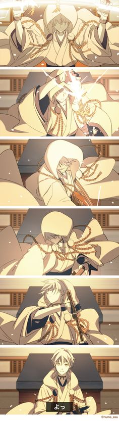 Who knew Anti Setaki could be so fabulous? He IS still Setaki xD Art Manga, Manga Boy, Anime Art, Manga Anime, Touken Ranbu Characters, Anime Characters, Hot Anime Boy, Anime Love, 1366x768 Wallpaper Hd