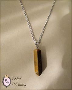 Dog Tags, Dog Tag Necklace, Jewelry, Fashion, Stone Pendants, Natural Stones, Moda, Jewlery, Jewerly
