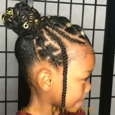 childs hairstyle for birthday Girls Natural Hairstyles Birthday childs hairstyle Little Girls Natural Hairstyles, Easy Hairstyles For Medium Hair, Baby Girl Hairstyles, Kids Braided Hairstyles, Hairstyles For Black Kids, Sporty Hairstyles, 1950s Hairstyles, Toddler Hairstyles, Scarf Hairstyles