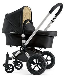 My husband jokes that I was more excited for my Bugaboo than I was for our first baby to arrive. Over the last six years, our stroller has been pushed thousands of miles, been folded and flown across the country several times, and has lulled two boys to sleep for countless hours. It is still the best city stroller I have come across, if not only for its strong, cushioned wheels, then for its ability to withstand bumps, potholes, rain, snow, and more.  — Rebecca Gruber, editor