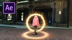 Doctor Strange Portal Effect – Adobe After Effects Tutorial