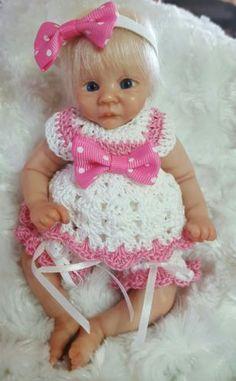 outfit for polymer clay baby    Куклы и мягкие игрушки, Куклы, Изготовленные в единственном экземпляре   eBay!
