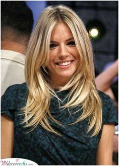 New Trendy Hairstyles, Easy Hairstyles, Straight Hairstyles, Long Haircuts, Long Blonde Hairstyles, Middle Part Hairstyles, Long Layered Haircuts, Modern Haircuts, Celebrity Hairstyles