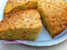 Bahçıvan Keki Homemade Beauty Products, Iftar, Meatloaf, Cornbread, Quiche, Banana Bread, Breakfast, Ethnic Recipes, Desserts