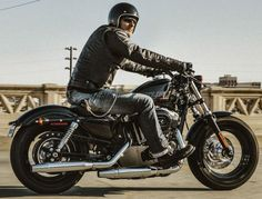 Harley-Davidson XL 1200 SPORTSTER Forty Eight #harleydavidsonsportster1200