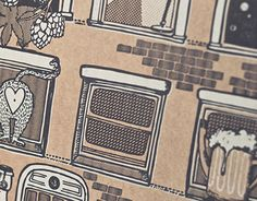 Build your city! by Swing Estudio. #packaging #box #beerbox #packagingdesign #tyris #tyrisbeer #cerveza #swingestudio #design #graphicdesign #beer #beerbox #tyrisbeer #blackandwhite #lupulo #amanteslupulopolar #cccp #blackpussypalace #diablosjoe