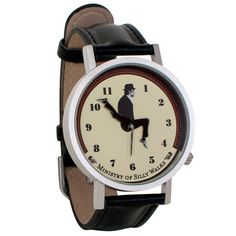 Monty Python Silly Walks Wristwatch