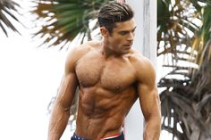 Zac Efron's Amazing Mass Transformation  In the last twelve months, former High School Musical skinny boy Zac Efron has taken his physique to a new level. Zac has always been athletic, but now he is packing
