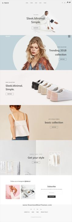 Buy Stber - Furniture & T-Shirt WooCommerce WordPress theme by HaruTheme on ThemeForest. Stber – Design Online T-Shirt eCommerce WordPress theme for WooCommerce is suitable for any kind of online stores suc. Web Design, Modern Design, Graphic Design, Css Style, Design Campaign, Wordpress Theme, Wordpress Template, Fashion Sale, Blogging For Beginners