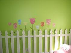 Garden Room design- cute!