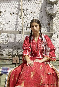 Madame Pace - colour inspiration for her costume (not flamenco dancer but more like gypsy)