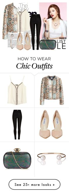 """The New Queen"" by monijerez on Polyvore featuring H&M, River Island, Steve Madden, Diane Von Furstenberg, Letters By Zoe and Minimaliststyle"