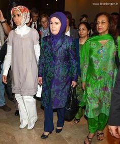 Sultanlığa ve prensesliğe özenenin giyim tarzı