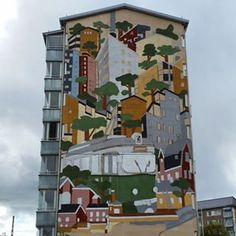 Muraali   Arabia Helsinki