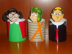 Chaves, Decoração, Lembrancinhas, Centro de Mesa, Menino, Baby First Birthday, 8th Birthday, 2nd Birthday Parties, Party Themes For Boys, First Birthdays, Party Favors, Crafts, Ideas Party, Fun Cards