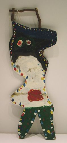"""Orange Hill Folk Art Gallery and Outsider Art Gallery - James A. """"Buddy"""" Snipes - Seahorse"""