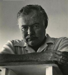 Ernest Hemingway 1899-1961 | Il vecchio e il mare, 1952 | Le citazioni | Tutt'Art@ | Pittura * Scultura * Poesia * Musica |