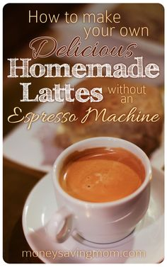 how-to-make-homemade-lattes