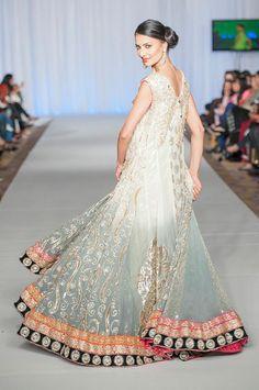Rana Noman Pakistan Fashion Week in London
