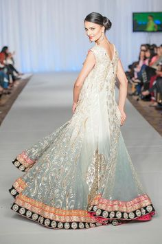 Rana Noman Pakistan Fashion Week in London