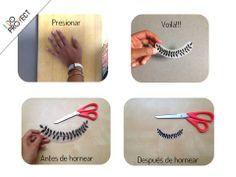 DIY shrink plastic Tutorial plástico mágico