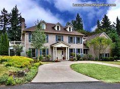 Luxury Home Magazine Oregon SW Washington Issue Luxury - Portland oregon luxury homes