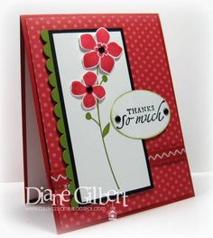 For All you do - Thanks so much by DJLuvs2stamp - Cards and Paper Crafts at Splitcoaststampers