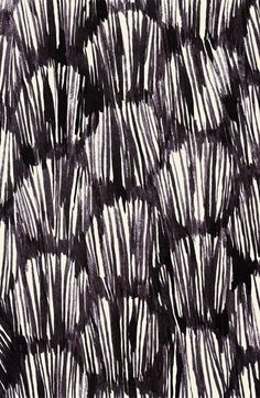 Gesture Art Print by selkiesong Motifs Organiques, Motifs Textiles, Textile Patterns, Textile Prints, Graphic Patterns, Graphic Prints, Color Patterns, Print Patterns, Art Prints